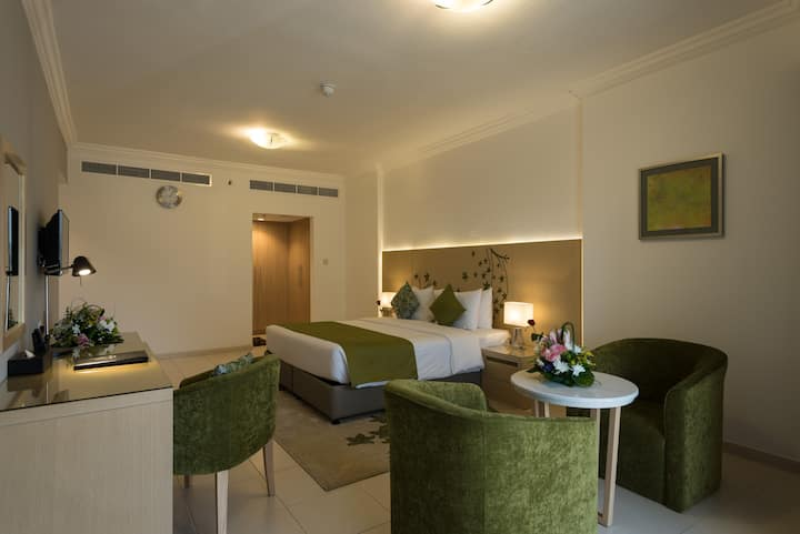 Standard Two Bedroom Apartment for 4 people