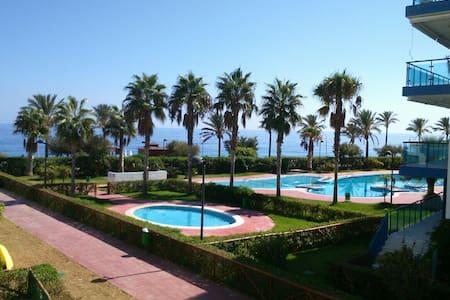 Apartamento ideal para vacaciones y relax - Castell de Ferro - Pis