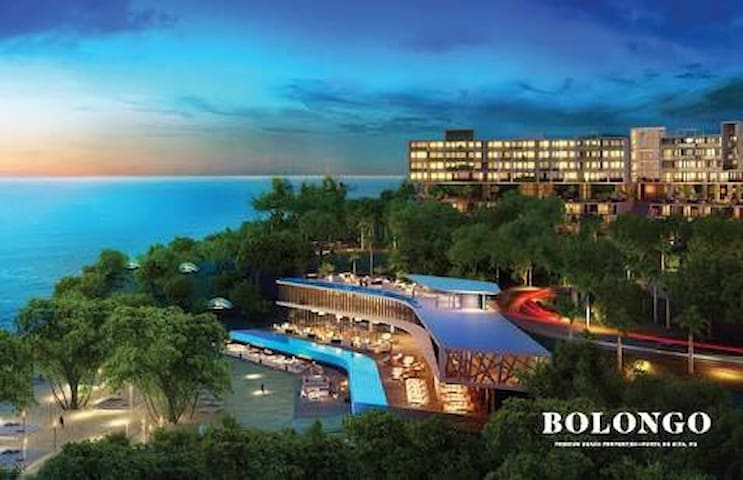 AMAZING LUXURY OCEANFRONT CONDO AT BOLONGO!!