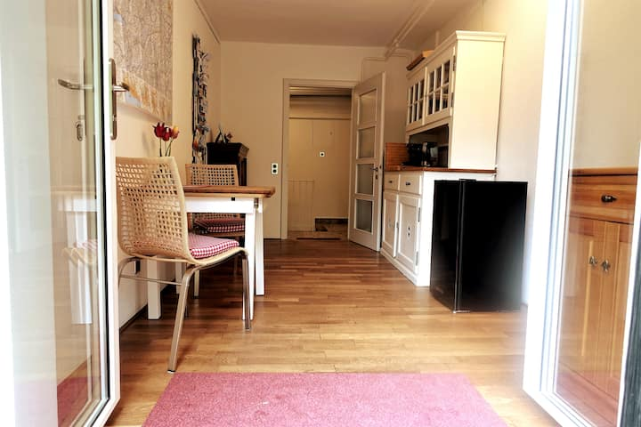 """individuelle """"Zimmer-zum-Park"""" in Fahrwangen"""
