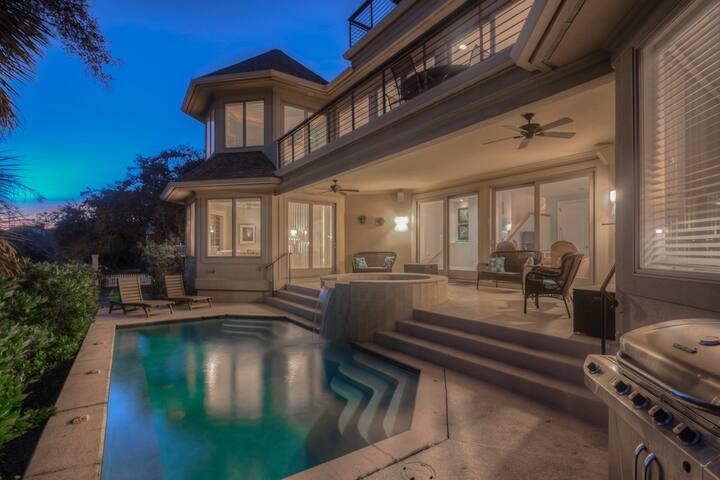Pura Vida - Hilton Head Island - Maison