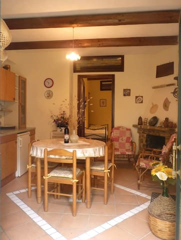 House in the Cilento is a few km from the sea - Stella Cilento - Apartment