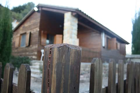 Wooden House I