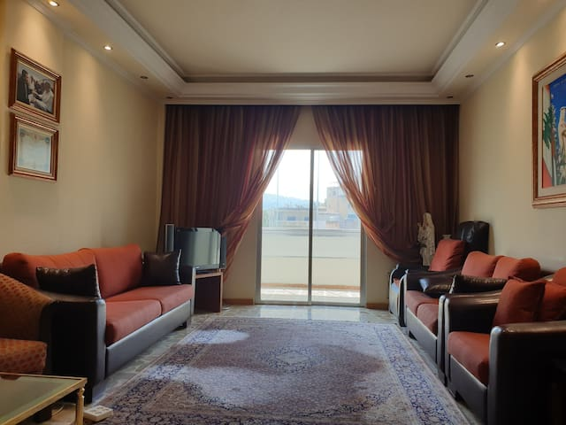 A Beautiful Apartment in Zouk Mosbeh very quite