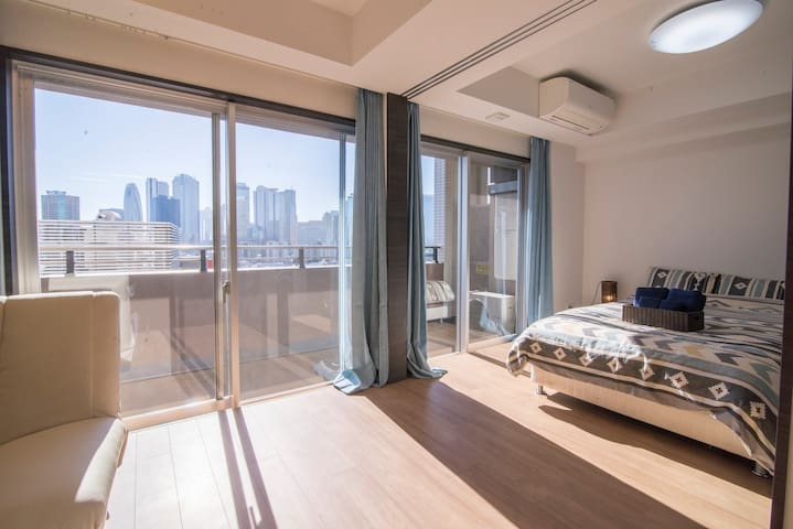Shinjuku landmark, luxury brand new apartment - Shinjuku-ku - Apartment