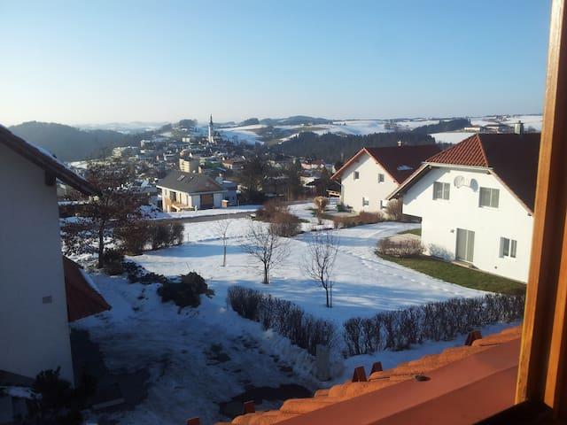 Wohnen mit Panoramablick - Türkstetten - Flat