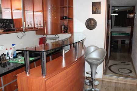 Loft in Baku, close to the Cite center