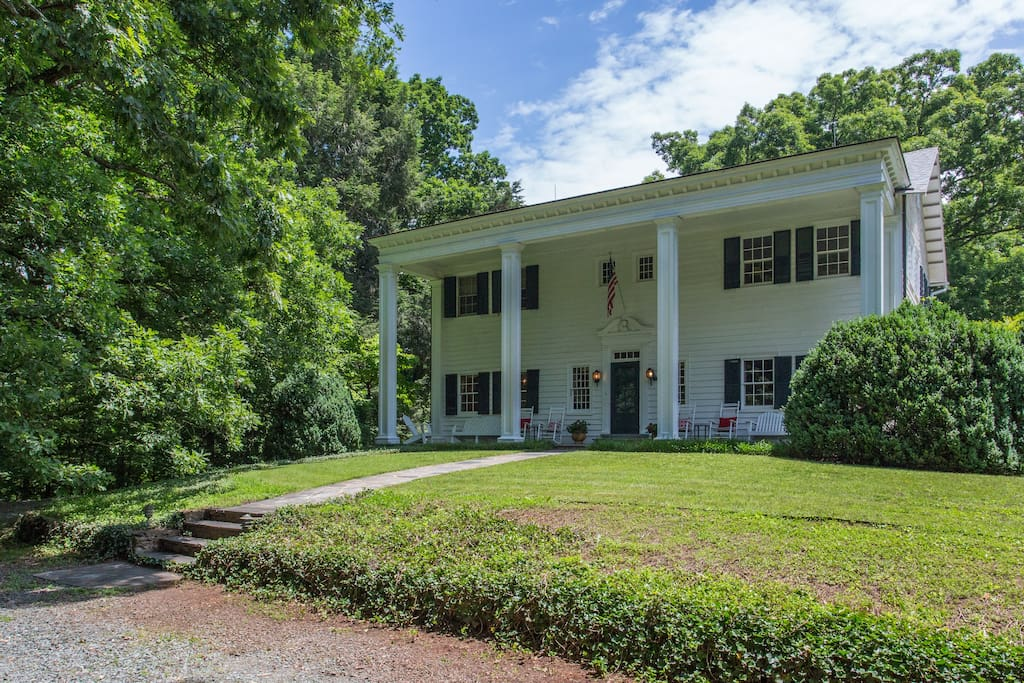 Gorgeous old Virginia farm home with updated amenities! A true gem of a location!