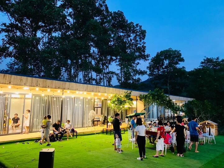 Sun Villa Hanoi* Fresh* Peaceful* Luxurious