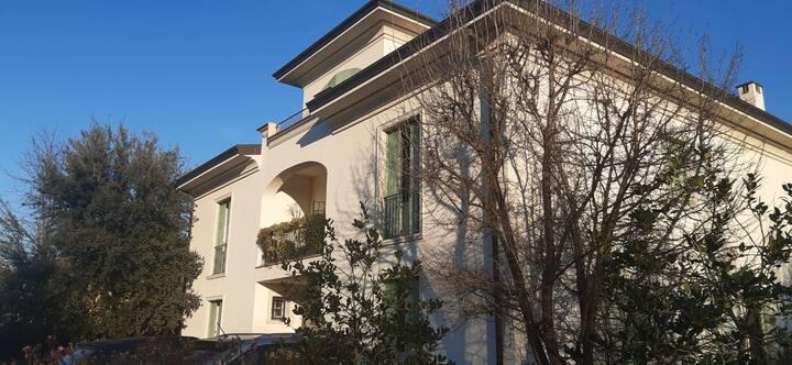 Villa nel Parco - Borgo Natura