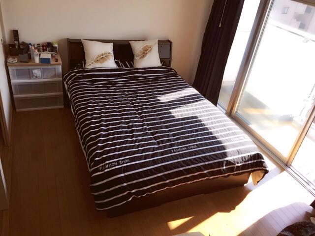 JR站前2分钟! 设备齐全的温馨公寓#池袋#新宿#渋谷~ - Toshima-ku - Appartement