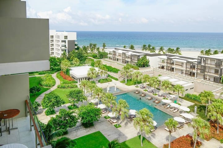 ♥️ High Floor Ocean View ♥️ 1BR ♥️ Residence A ♥️