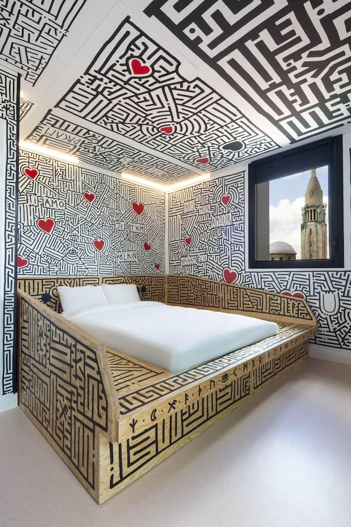 JO&JOE - Deluxe Double Room - Private Terrace