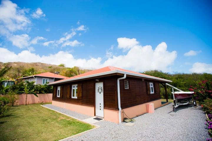 Villa du Lagon