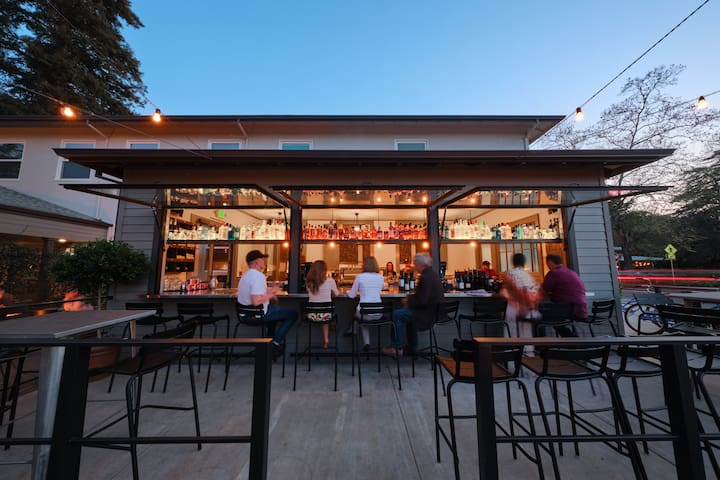 """A Room with A Brew"" - Craft Beer & Patio Dining"