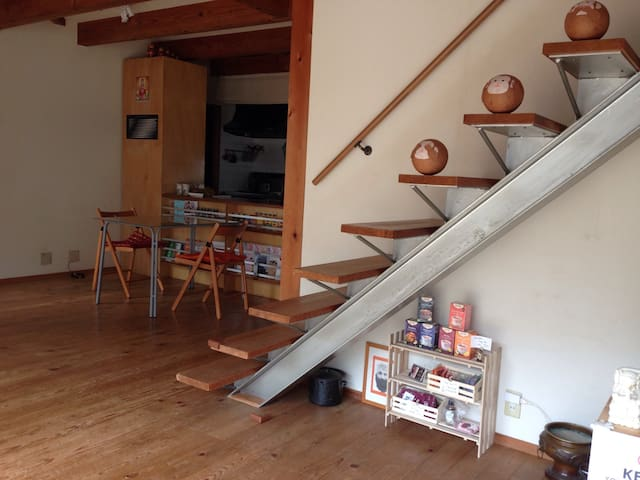 Woody Yoga studio in ASHIYA - Ashiya-shi - House