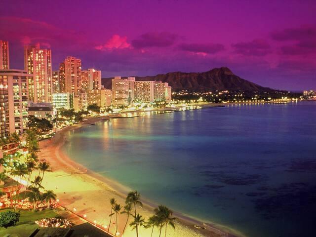 Paradise Studio in Waikiki Beach