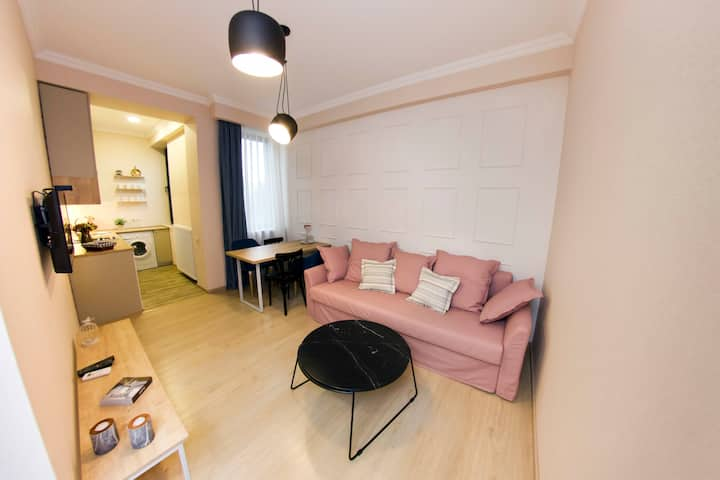 cozy small apartment near old town