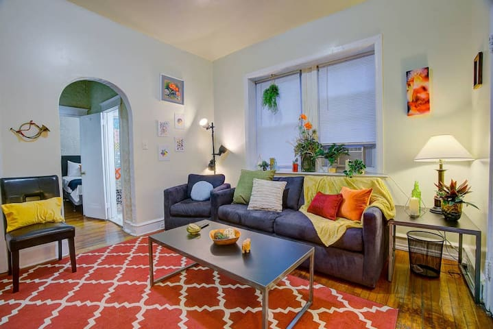Cozy And Safe Corner of West Philly