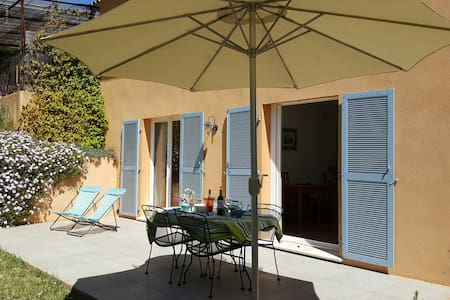 Adorable Apartment near Nice/Cannes - Roquefort-les-Pins - Leilighet