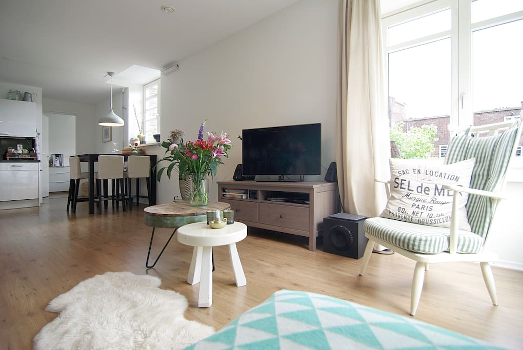 Great apartment for couples appartamenti in affitto a for Appartamenti amsterdam affitto mensile