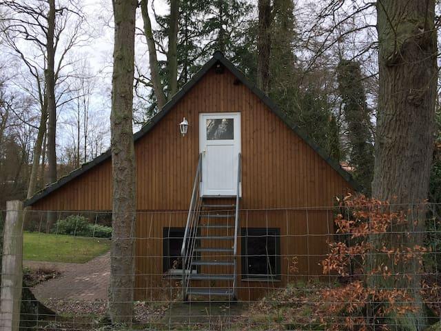 """""""Lutterperle"""" Dachgeschosswohnung direkt am Fluss"""