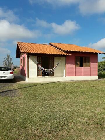Casa de material p/ veraneio Balneário Bellatorres