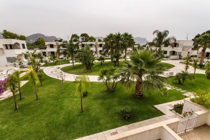 Apartment for 6 pax - Le Palme - Sand Beach
