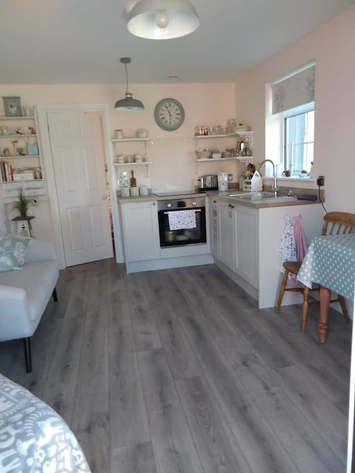 Cute and cosy annexe