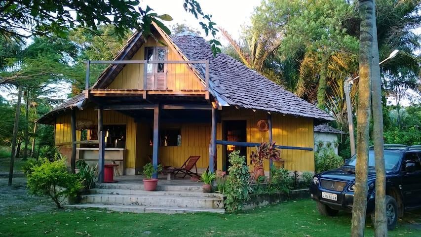 Pedaço do paraíso na ilha do Marajó - Salvaterra - Chalet