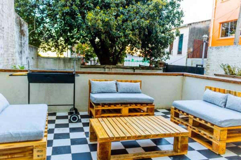 Cozy little space in the middle of cerro alegre