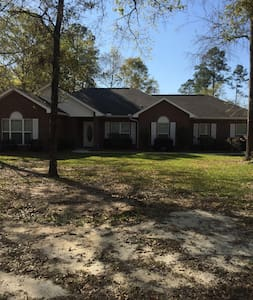 Defuniak Springs house with private pool