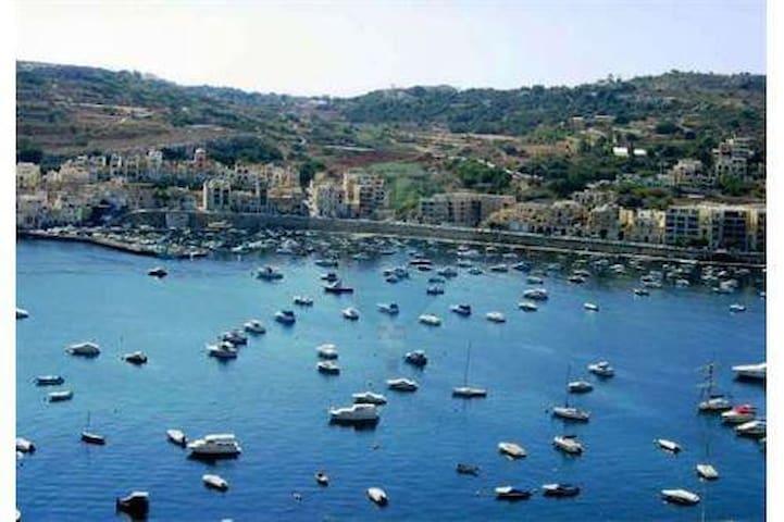 Apartment 2 mins away from sea - San Pawl il-Baħar - Byt