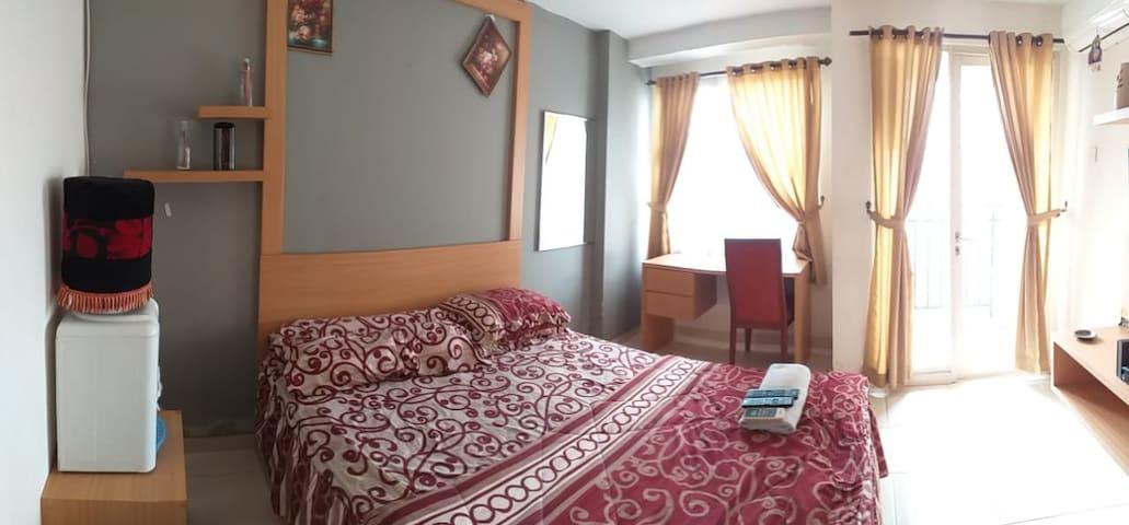 Apartemen margonda residence 3 (maxxroom)