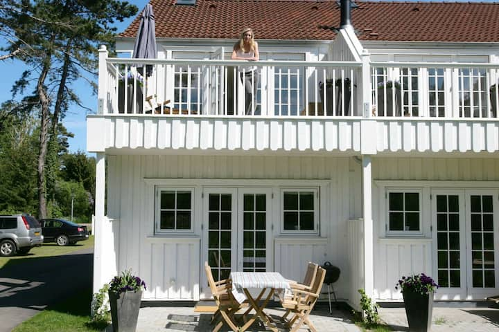 Cozy Holiday Home in Nykobing Sjaelland near Fishing Village