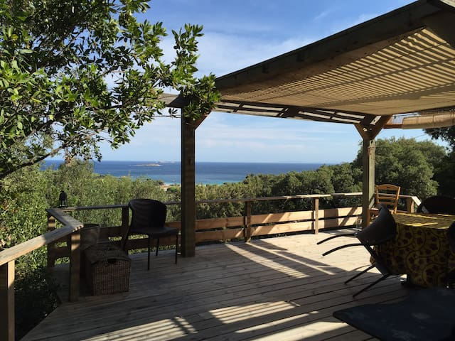 Chalet Moderne Palombaggia 4 pers