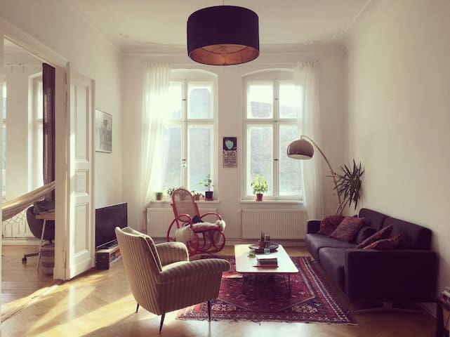 Stay in the heart of Berlin