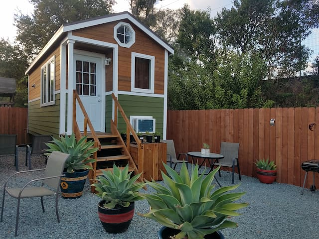 San Diego tiny home.