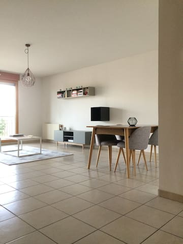 Appartement au coeur des Monts d'or