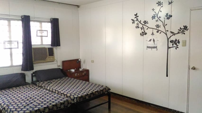 1BR(#3) in a quiet & safe place near UP, Maginhawa - Quezon City - House