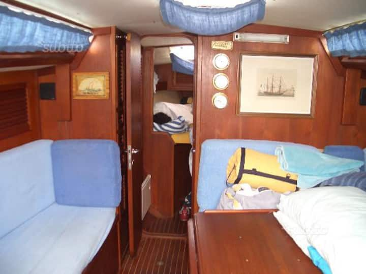 Dormire in Barca  (home boat)