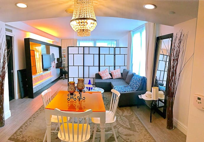 Mondrian Miami Beach Condo Shared w/Host