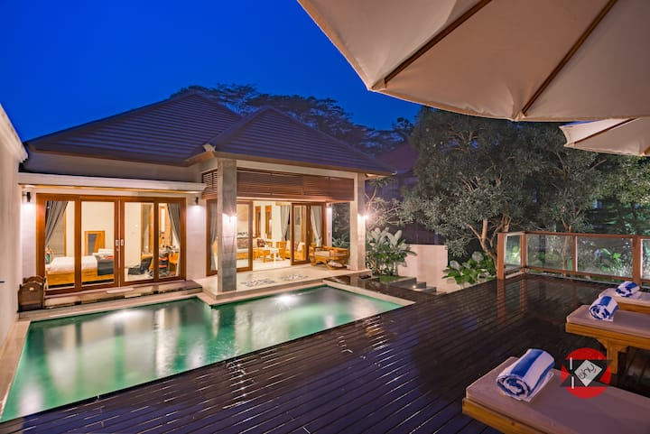 Imagine Relaxing on the Sundeck at Your Own Villa