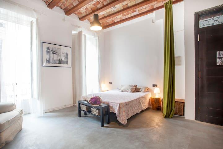 Precioso Loft en el Carmen - València - Loft