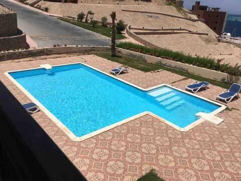 The view  Hurghada