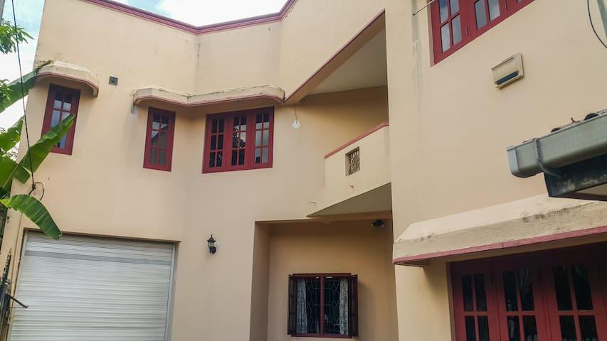 Saman Residence
