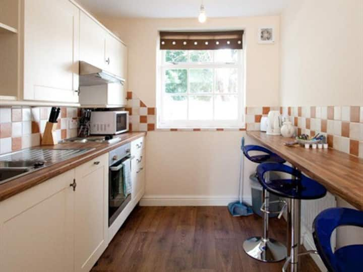 Serviced 2 bed Apartment (sleeps 3)@Norton House