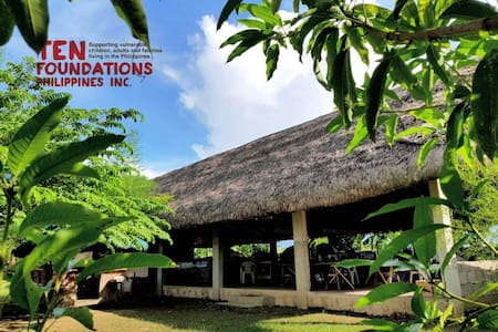 Filipino style native accommodation