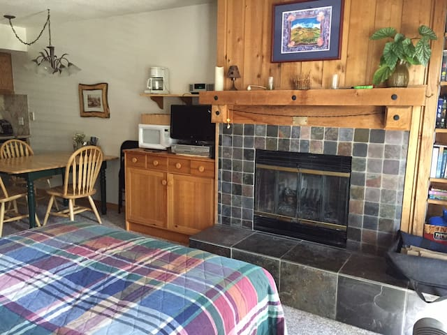 Cozy Condo in the Sierras at Kirkwood Mountain - Kirkwood - Ortak mülk