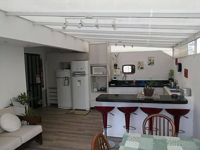 Aconchegante apto na Meia Praia - Itapema - Appartement